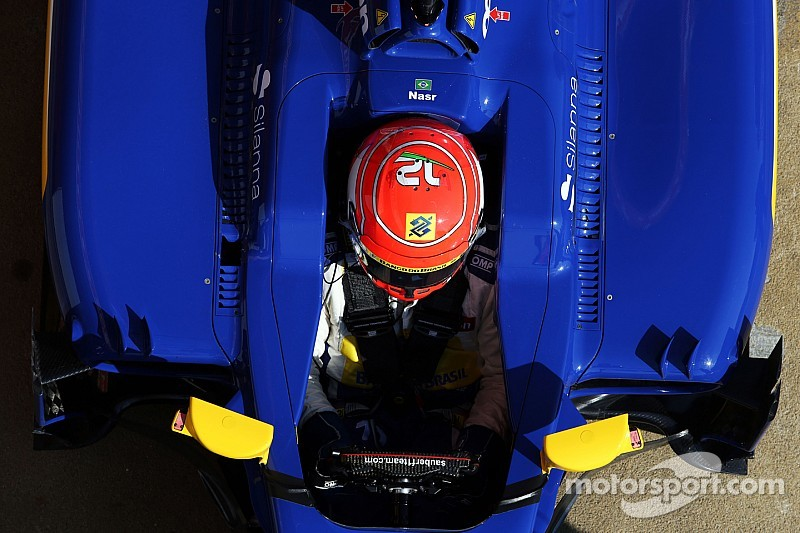 Nasr tops morning session as Hamilton pulls out