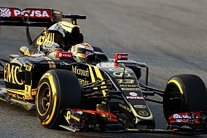 Barcelona Day 1 testing notebook: Maldonado grabs some glory