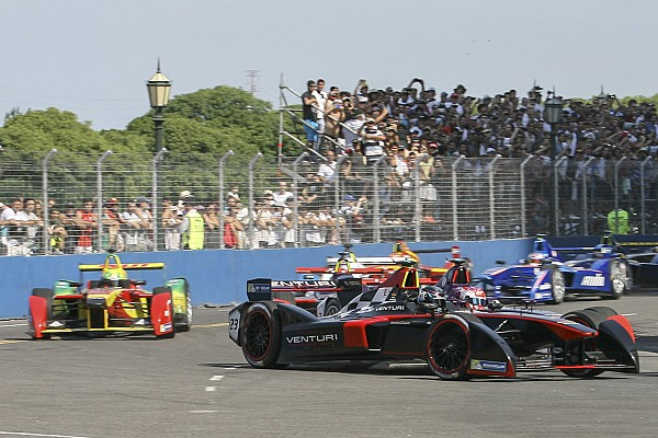 FIA selects Formula E manufacturers