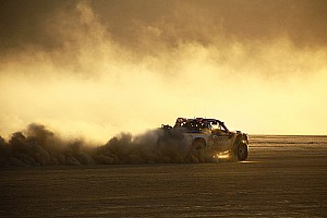 Patrick Dempsey heads to the The Mint 400 to battle Dax Shepard in a Zero One Car