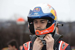 Sordo cleared for Rally Mexico after injury