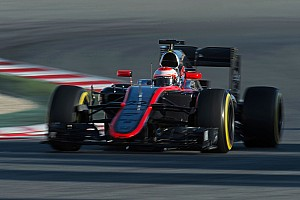 Formula 1 Testing report The curtain closes on McLaren-Honda's pre-season preparations