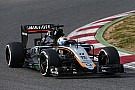 Sergio Perez admits Force India is behind its rivals
