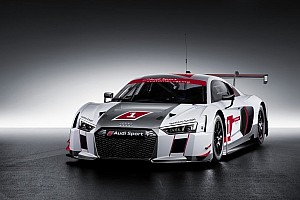 GT Breaking news New Audi R8 LMS unveiled in Geneva