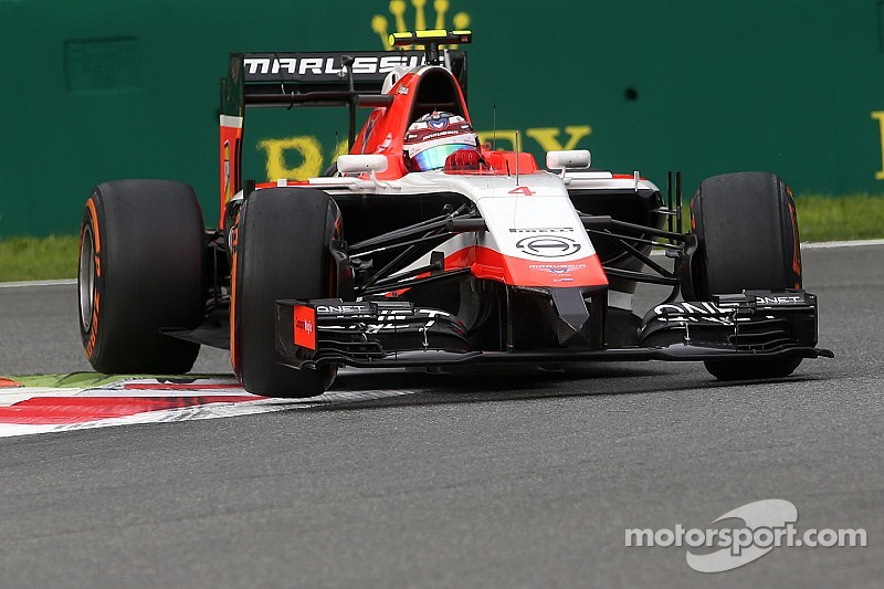 Manor seeking young teammate for Stevens