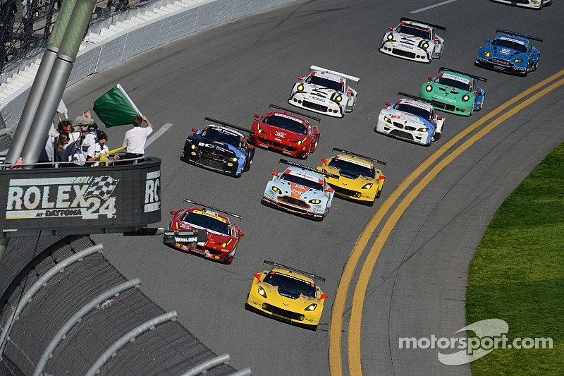 IMSA admits GTE and GT3 cars to United SportsCar Championship