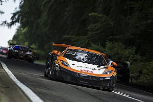 GT Breaking news V8 Supercar star Van Gisbergen named McLaren GT factory driver