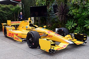 IndyCar Breaking news Honda's 2015 IndyCar aero kit unveiled