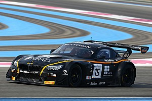 Official Test Days confirm competitiveness of Blancpain Endurance Series