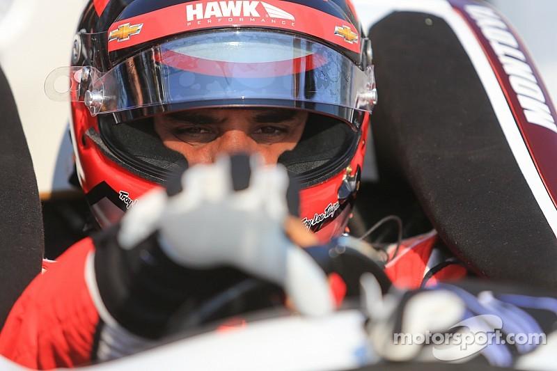 Montoya talks pressure at Team Penske and 2015 expectations