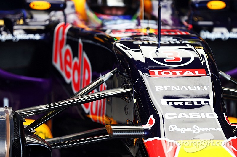 Red Bull, sin apoyo a sus reclamos