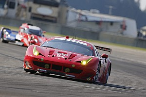 Risi Competizione collects podium finish at Sebring