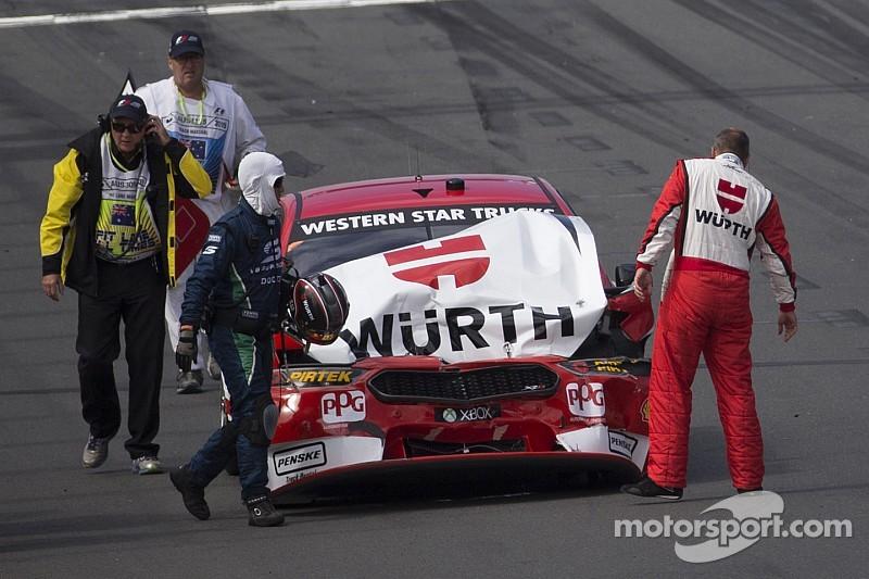 Ambrose V8 Supercar return was 'harder than expected'