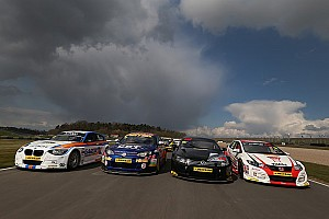 BTCC ready for Brands Hatch blast off