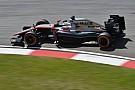 Alonso se muestra animado a pesar de la eliminación en Q1