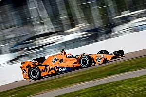 Honda shows first signs of strength in St. Pete warmup