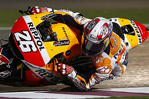 Pedrosa admits his MotoGP career is under threat