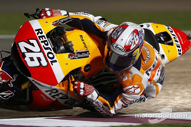 Pedrosa admits his MotoGP career is under threat