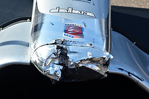 IndyCar Breaking news A lot of debris raises a lot of questions following IndyCar season opener