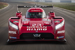Harry Tincknell: Delayed start to my Nissan LMP1 dream