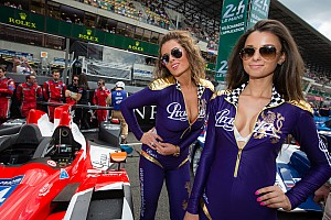 WEC Breaking news WEC getting rid of grid girls for all events, including Le Mans