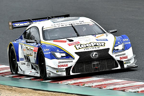 Super GT Qualifying report Caldarelli/Hirakawa take pole for Super GT opener