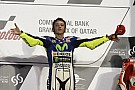 Valentino Rossi vuelve a acostumbrarse a ganar