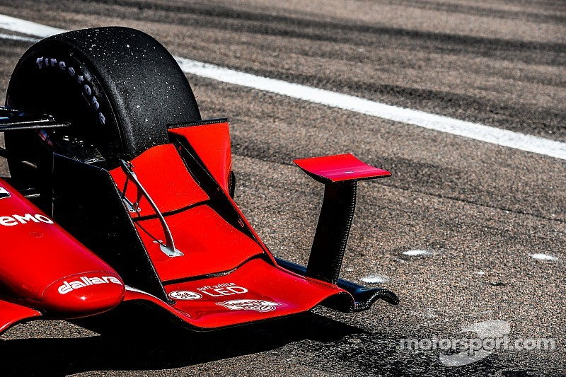 IndyCar orders Honda and Chevrolet to strengthen aero