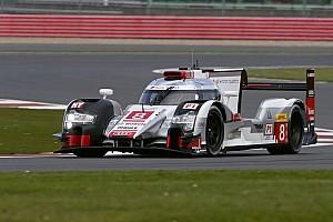 Di Grassi sets Silverstone practice pace for Audi