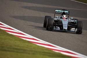 Chinese Grand Prix FP3 results: Hamilton keeps the top pace