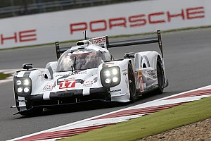 Webber and Hartley take Silverstone WEC pole for Porsche