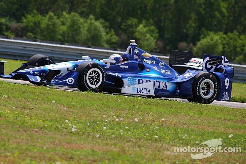 Dixon, el mejor en las prácticas de IndyCar