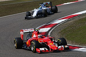 Formula 1 Race report Ferrari's Vettel scores the third podium in a row