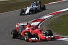 Ferrari's Vettel scores the third podium in a row