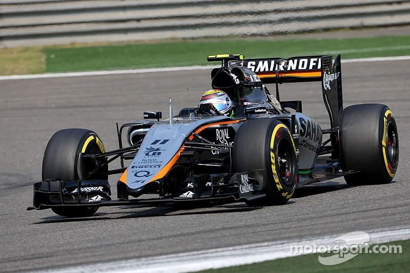 Force India sigue con desventajas