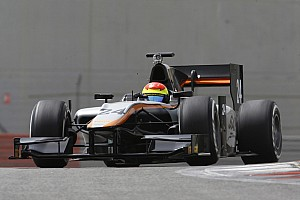 Hilmer to miss Bahrain GP2 race