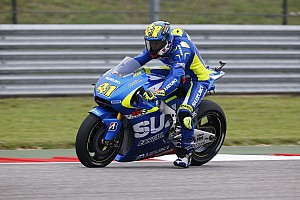 MotoGP Practice report Espargaro gets up to speed quickest in Argentina MotoGP practice