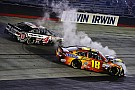 Crashes, rain, slow progress at Bristol Motor Speedway