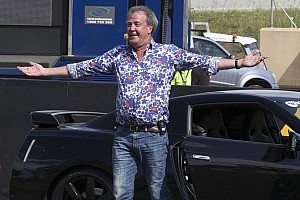 Automotive Breaking news BBC to air unseen Clarkson Top Gear footage