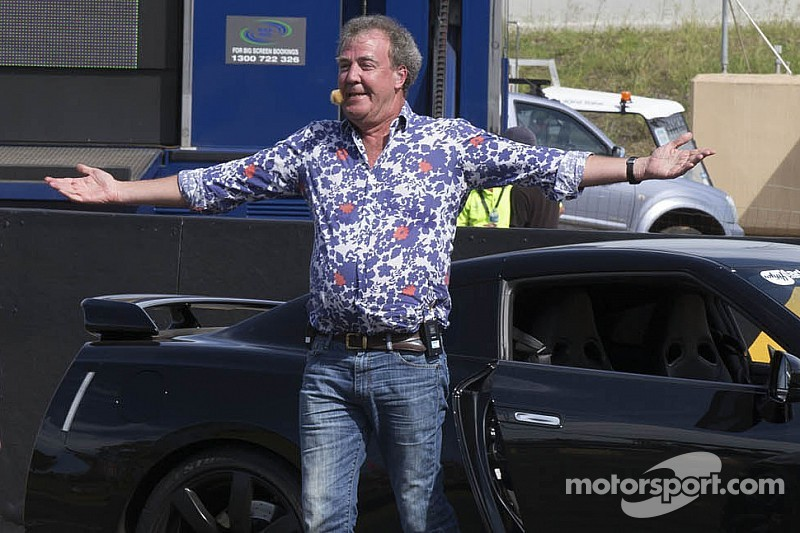 BBC to air unseen Clarkson Top Gear footage