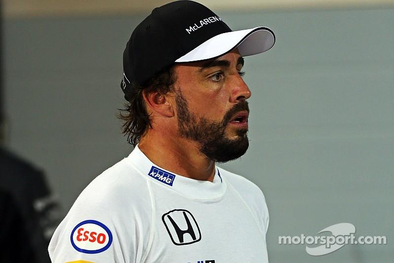 Alonso enfrenta un trabajo