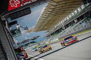 GT Breaking news Sepang 12 Hours class structure revealed