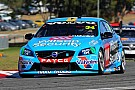 Wall shock leader after first V8 Supercars practice