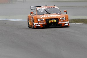 Jamie Green takes pole for Hockenheim DTM opener