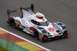 WEC Race report Audi celebrates second WEC season victory at Spa