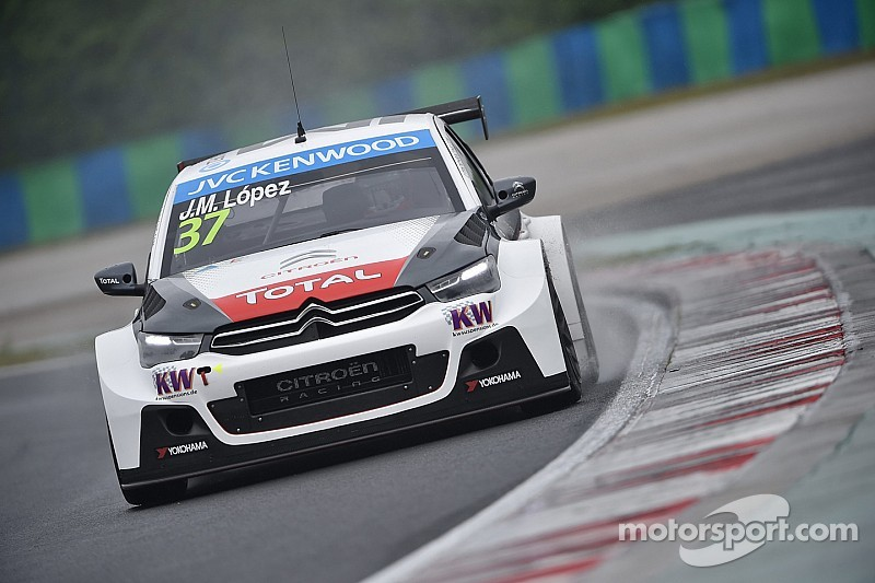 Lopez takes comfortable third win of the year in Hungary