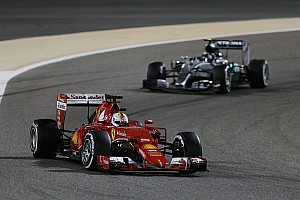 Vettel: Ferrari making