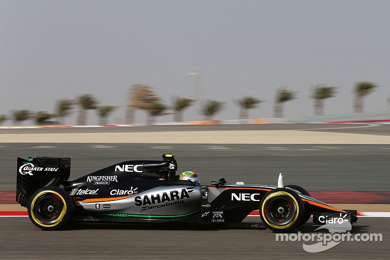 No Force India upgrades until Silverstone, says Perez