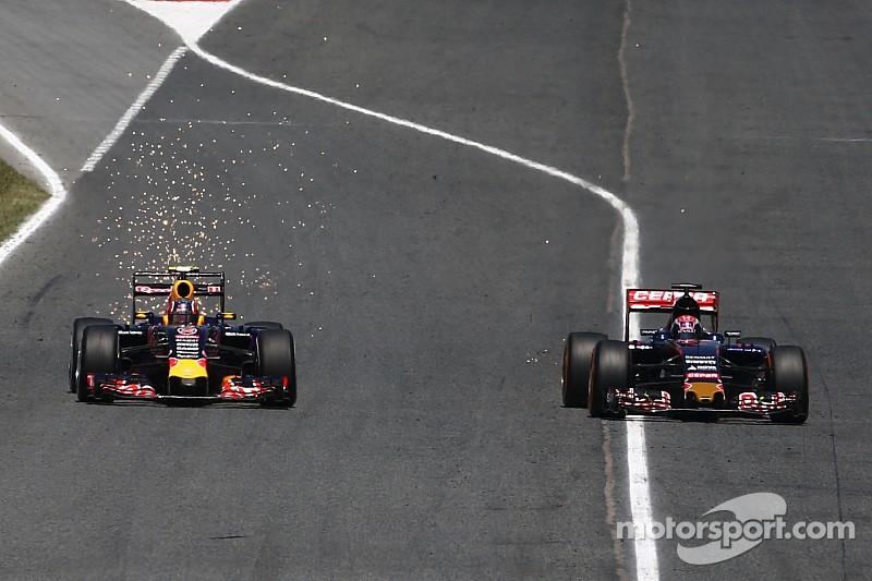 Marko advierte a los pilotos de Red Bull
