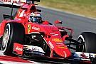 Räikkönen afirma que se sacrificou pela Ferrari na classificação